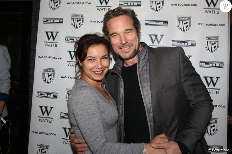 Anaïs Baydemir et son époux