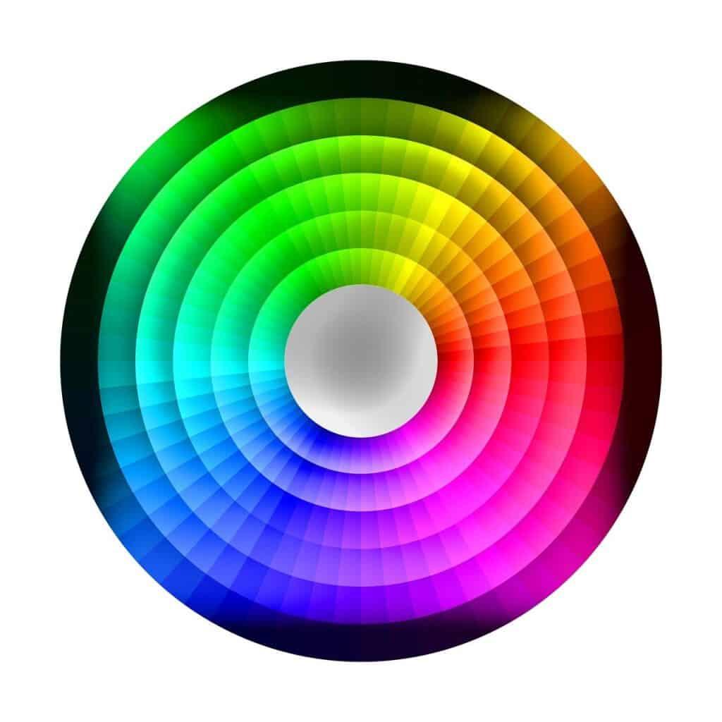 Monochrome de couleurs